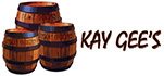 Kay Gee's Off Licence logo
